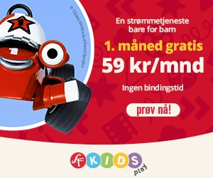 SF Kids Play - Prøv gratis